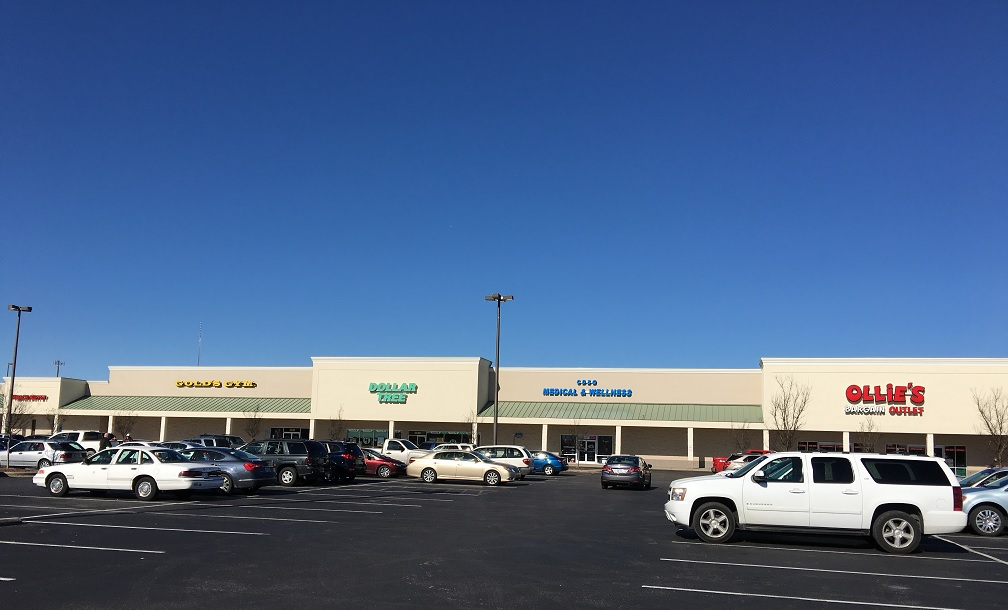 Clarendon Plaza Shopping Center – 3336 Dr. Martin Luther King Jr. Blvd. New Bern, NC