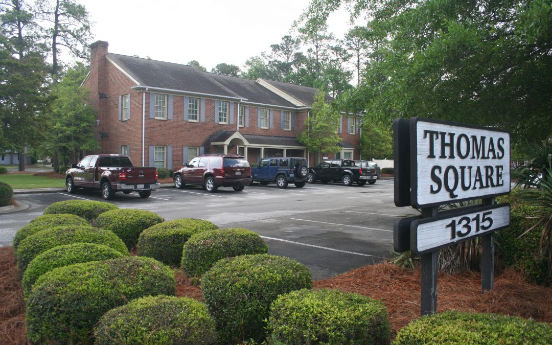 Thomas Square – Unit A1/A3 – New Bern, NC