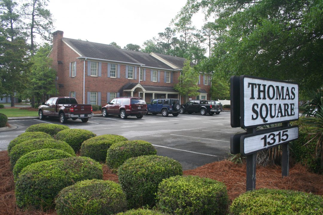 Thomas Square – Unit A-6 – New Bern, NC