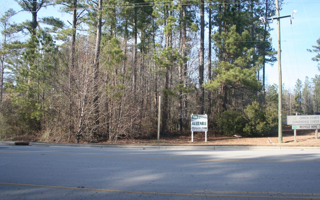 Bailey Lane, Wooded Lot – Vanceboro, NC