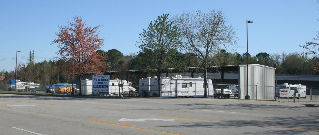 McCarthy RV & Boat Storage – Covered – New Bern, NC