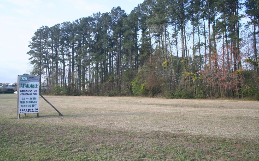 Washington Fork Commercial Park – New Bern, NC