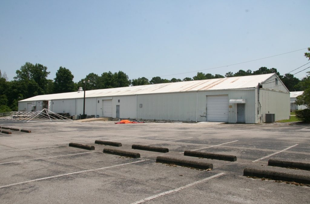 Belltown Road Commercial Park, Bldg 3 – Warehouse Space – Havelock, NC