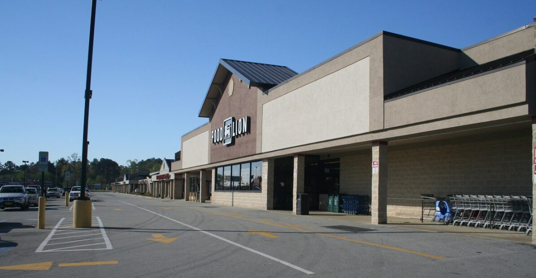 Trent East Crossing Shopping Center – 941 US Hwy 70 E New Bern, NC